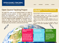 Open Source Tracking